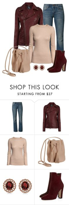 """""""Untitled #1589"""" by gallant81 ❤ liked on Polyvore featuring Levi's, McQ by Alexander McQueen, H&M, Humble Chic and Allurez"""