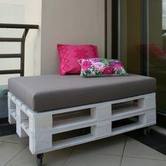 pallet couches | Como fazer um sofá usando pallets