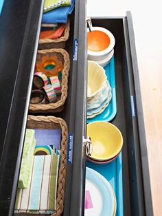 Drawer management - #organize