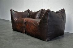 leather couch... one I def. like to have