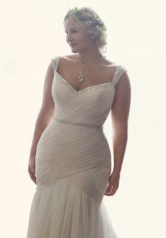 Style 2234 Freesia by Casablanca Marie Antoinette Bridal Salon Derby, CT Plus Wedding Dresses, Western Wedding Dresses, Dresses Short, Princess Wedding Dresses, Plus Size Wedding, Bridal Dresses, Wedding Gowns, Dresses 2016, Curvy Bride