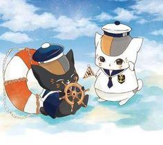 Wu Guanzhong, Natsume Takashi, Dream Party, Natsume Yuujinchou, I Love Anime, Neko, Manga Anime, Cute Pictures, Disney Characters