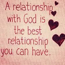 A Relationship With God! Best Relationship, Good Things, God, Dios, Allah, The Lord