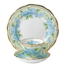 Royal Albert - Sentiment Teas Thank You 3-piece Tea Set
