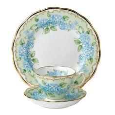 Royal Albert - Sentiment Teas Thank You 3-piece Tea Set