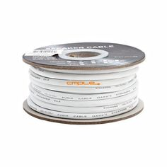 12AWG CL2 Rated 2 Conductor Loud Speaker Cable 50ft For In-Wall Installation by Cmple. $22.29. 12AWG CL2 Rated 2-Conductor Loud Speaker Cable - 50ft (For In-Wall Installation)It's often argued that using name brand, or high quality speaker wires can bring out the best performance from any high quality speaker system. While there is some merit to the idea of using high quality cables, it seems many companies have taken this idea far beyond it's logical limits a...
