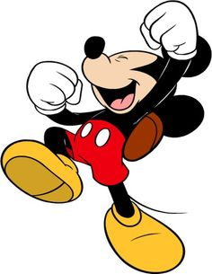 Mickey tem sorte de vencer com os amigos