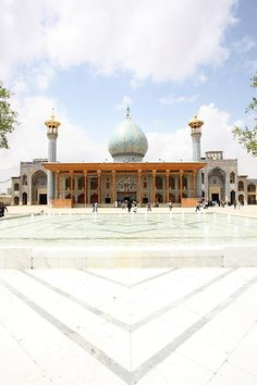 "the Mausoleum ""Shah-e-Cheragh"" - Shiraz"