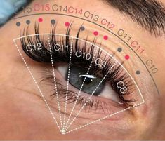 Understanding Eyelashes Extensions and False Eyelashes! Makeup Kit, Eye Makeup, Makeup Eyebrows, Makeup Ideas, Eyelash Extensions Salons, Eyeliner, Lash Room, Eyelash Sets, Eyelash Glue