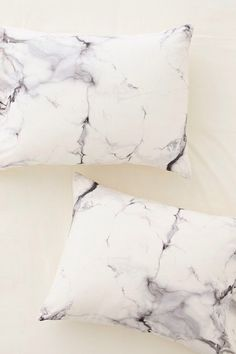 DENY Designs Chelsea Victoria For DENY Marble Pillowcase Set