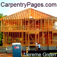 More framing doors and window carpentry tips I hope that you can use them enjoy Framing a door The kind of framing required for a door depends on the Framing Construction, Carpentry Skills, Great Schools, Creative People, Cool Things To Make, Woodworking Plans, Pergola, Bookcase, Outdoor Structures