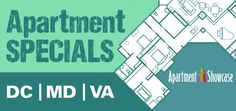 Deals on Apartments in DC Maryland and Virginia Apartment Showcase, Apartment Hunting, Two Bedroom Apartments, Maryland, Virginia, Washington Dc, Daily Deals, Capitol Heights, Check
