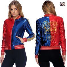 Property Of Joker Bomber (AU $190AUD) by BlackMilk Clothing