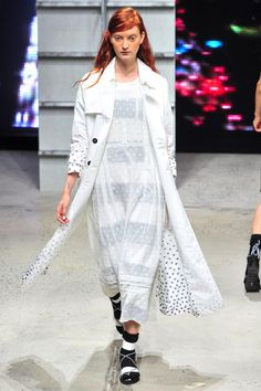 Spring 2014 RTW Band of Outsiders Collection