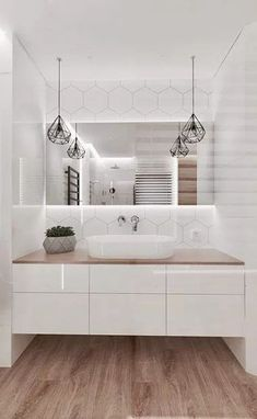 Trendy Bathroom Shower Organization Kitchens Ideas – Home Decor On a Budget Bathroom Small Bathroom Vanities, Modern Bathroom Design, Bathroom Interior Design, White Bathroom, Master Bathroom, Vanity Bathroom, Bathroom Vintage, Shower Bathroom, Modern Interior