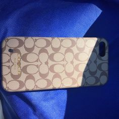 Coach iphone 5s case In good condition need to get rid of soon Coach Accessories Phone Cases