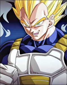 """Vegeta ♡ from """"DBZ"""". I give him ☆☆☆☆☆ out of 5. he's my fave ♡ character form the DBZ world. Love the evolution of the character without taking his true self :}"""