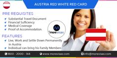 Austria, Red And White, Business, Cards, Travel, Viajes, Map, Trips, Business Illustration