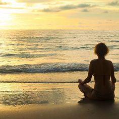 ... entspannt am Strand ... und was macht ihr? 💛 #barbados #kleineantillen #meditation #strand #instatravel #bucketlist #getaway…