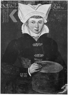 attributed to J. van Horst Woman from Oudendijk in country dress, ca. Marriage Images, Country Dresses, 16th Century, Traditional Outfits, Holland, Van, Explore, Costume Ideas, Dutch