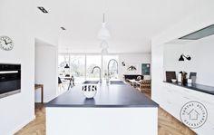 Køkkenø og udsigt