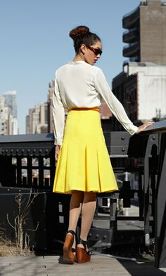 Taxicab Skirt