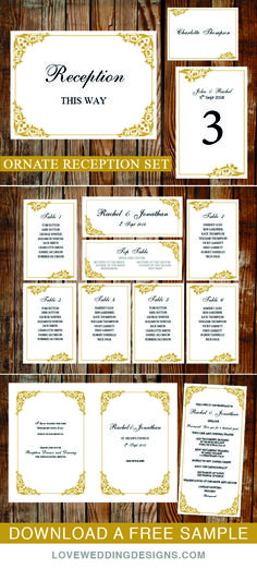Wedding Invitation template full heart by loveweddingtemplates
