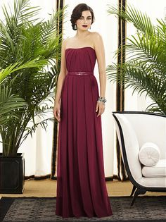 Dessy Collection Style 2886 http://www.dessy.com/dresses/bridesmaid/2886/?color=burgundy=8#.Ugle5Ge9LCQ