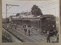 Elsternwick Derailment. 21.4.1926. [picture] , State Library of Victoria