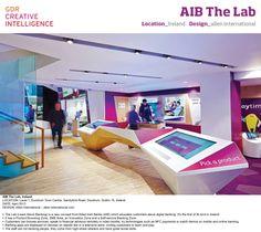 AIB The Lab, Ireland