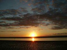 Sunset WADDEN