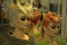pivot point updos skills usa   Hair World Competition   Pivot Point hosts WorldSkills Training ...