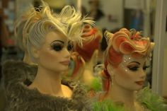 pivot point updos skills usa | Hair World Competition | Pivot Point hosts WorldSkills Training ...