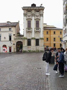 Andrea Palladio, Palazzo Porto Breganze, Vicenza, 1571