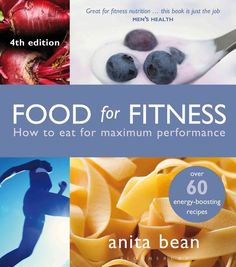 A sports nutrition guide and recipe book rolled into one, Food for Fitness dispels popular myths and gives you the tools you need to reach your maximum performance. Food for Fitness is the ultimate re