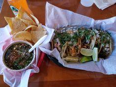 Taco Tuesdays at Badlands