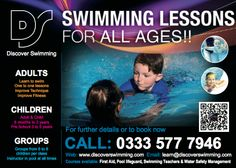 Swimming Lessons available at The Craighalbert Centre in Cumbernauld. Call 0333 5777 946 option 1