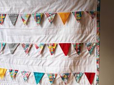 Fly the Flag quilt pattern, designed by auntycookie.