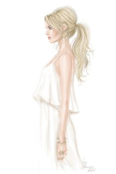Realistic drawing wow I could never do this but I like the outfit  #Beautifulsketches #Realisticfashionillustrations