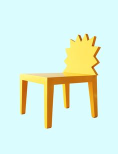 the simpsons in chair form - 65th stufio