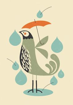 Tracy Walker Illustration - JOURNAL - ... more tea towels!