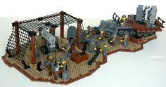 Lego WW2 Germans
