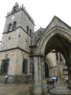 """Igreja de Nossa Senhola da Oliveira"", Guimaraes Portugal (Luglio)"