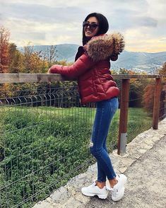 Women S Fashion Dropshippers Usa Mode Outfits, Chic Outfits, Fashion Outfits, Womens Fashion, Moncler Jacket Women, Outfit Invierno, Winter Fits, Fresh Outfits, Autumn Winter Fashion