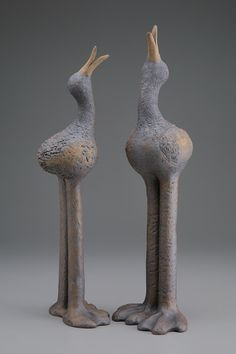 Stelter Sculpture - Birds