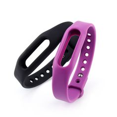 Colorful silicone replace belt strap for xiaomi smart wristband mi band bracelet replacement | worth buying on AliExpress
