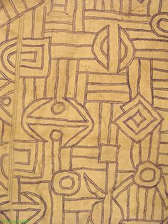 Kuba Raffia Textile, Democratic Republic of the Congo