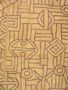 Kuba Raffia Textile, Democratic Republic of the Congo