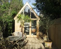 Tiny House Design, Pictures, Remodel, Decor and Ideas - great windows