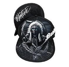 52d564980051b DGA Day of the Dead Original American Warrior Art Sublimation Men s  Snapback Hat Native Review David
